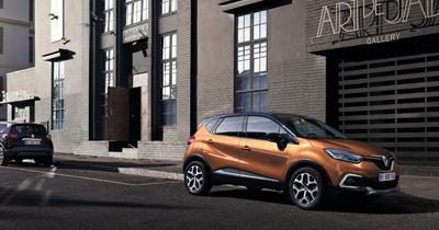 Nouveau Renault Captur vu de profil - Crédits : Anthony BERNIER/Prodigious