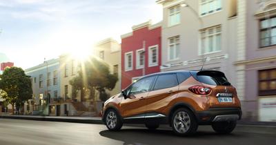 Arrière du nouveau Renault Captur - Crédits : Anthony BERNIER/Prodigious