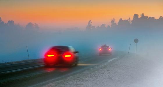 5 conseils pour rouler en hiver