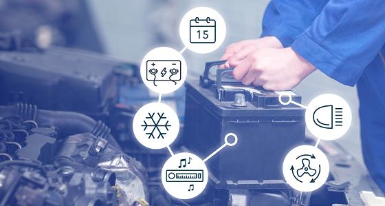 Tout savoir sur la batterie auto, sa durée de vie, comment l'économiser ou la recharger
