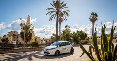 Eco tour di Sicilia, le tour de Sicile en Renault ZOE