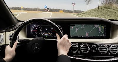 La nouvelle Mercedes Class S embarque la nouvelle génération de systèmes d'assistance à la conduite