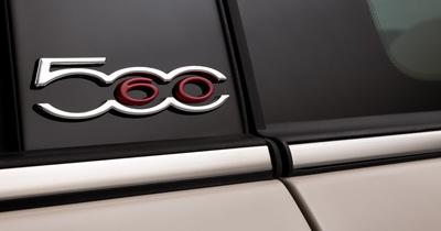 Série spéciale Fiat 500 60th