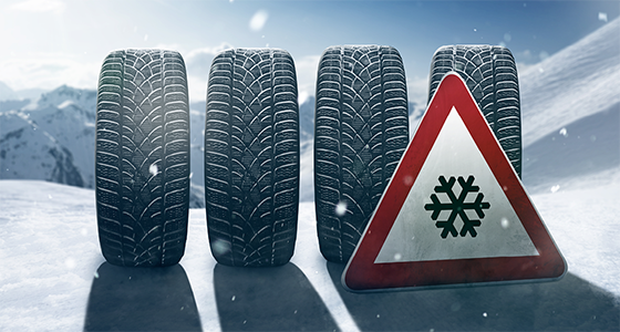 Avez-vous pensé aux pneus hiver ?