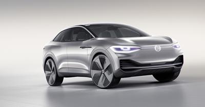 Volkswagen's I.D. Crozz SUV