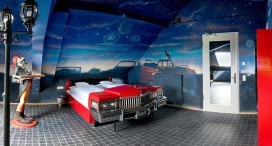v8 hotel dormez dans votre voiture pr f r e blog. Black Bedroom Furniture Sets. Home Design Ideas